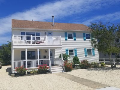 Photo for Enjoy everything LBI has to offer!! 1.5 blocks to Bay and 2.5 blocks to Ocean.