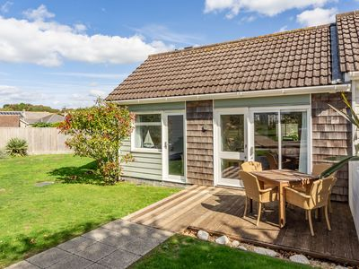 Photo for Single-storey, two-bedroom cottage is the perfect place to relax and unwind