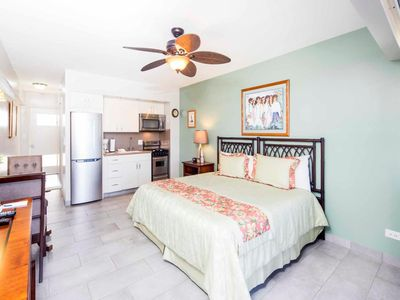 Photo for Casual Comfort w/Ocean Vistas, Free WiFi, Kitchenette Ease–Waikiki Shore #1305