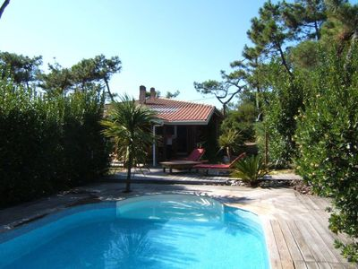 Photo for CAP FERRET SWIMMING POOL (ref 3222)