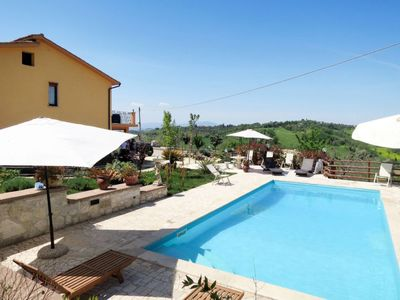 Photo for Vacation home Villa Marie (TOI200) in Torri in Sabina - 11 persons, 5 bedrooms