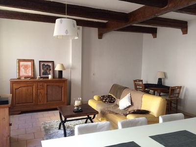 Photo for Apartment T3 in large village house