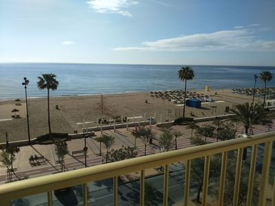 Photo for Stunning sea views in Fuengirola