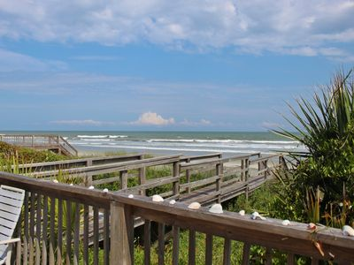 Photo for 815 W Ashley - 5BR with Private Boardwalk & Ocean Views