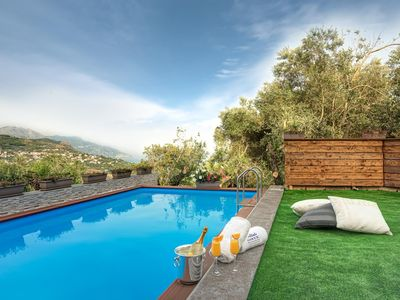 Photo for Echis House - Newly Renovated Villa with Pool and Amalfi Coast Views