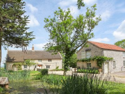 Photo for Cider House: Peaceful, rural on medieval farm in 8 acres of unspoilt countryside