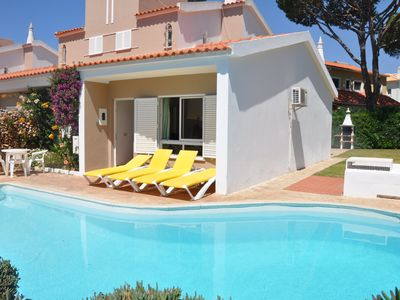 Photo for Comfortable well equipped pool villa, close to Old Village area