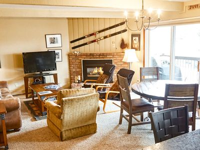 Photo for Inviting Snowmass Ski-in Lodge Within a Short Walk to the Lift  - Sleeps 6
