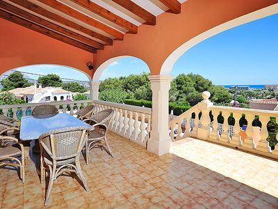 Photo for Vacation home Marceli in Jávea/Xàbia - 10 persons, 5 bedrooms