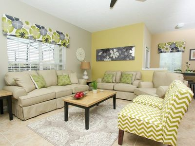 Photo for Rent Your Dream Holiday in One of Orlando's most Exclusive Resorts, Paradise Palms Resort, Orlando House 1270