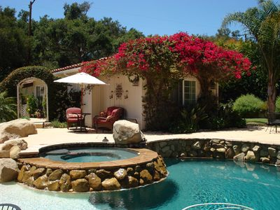 Photo for 1BR Studio Vacation Rental in Montecito, California