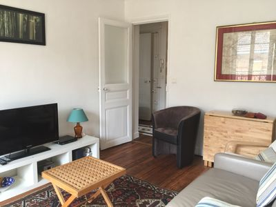 Photo for Bright apartment in the heart of the Latin Quarter