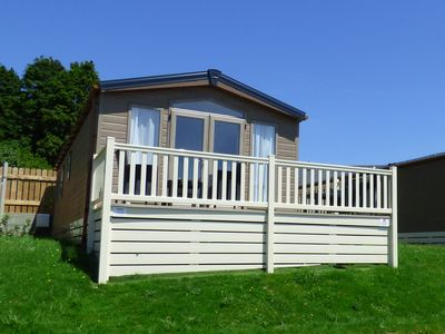 Photo for HOLIDAY HOME 1, family friendly, with pool in Looe, Ref 962432
