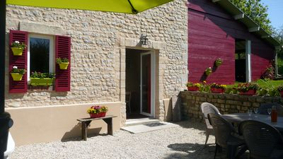 Photo for Gîte Cour Vautier, 3 stars, children welcome, 15mn Bayeux 10mn Omaha Beac