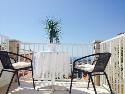 Photo for Sunshine Home with terrace and view