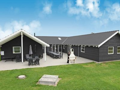 Photo for Luxurious Holiday Home in Væggerlose Denmark with Sauna