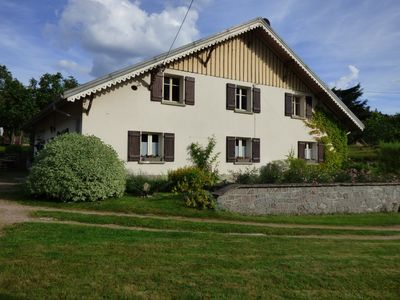 Photo for House on the ground floor in an old farm Vosges, pets OK