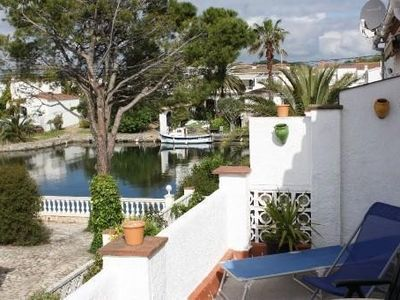 Photo for Coquet apartment in Marina with possible mooring