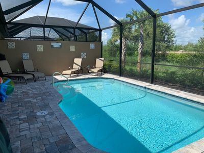 Photo for Pool Home, Perfect for Entertaining Guests!
