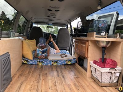 Photo for Camper van for those who wants to explore Maui