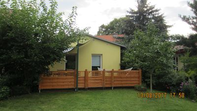 "Photo for Beautiful Detached House ""Garden View"", 60 sqm / Holiday House"