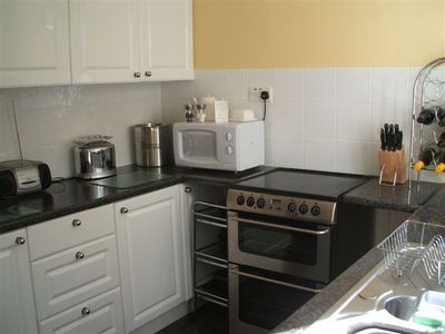 Photo for 3 bedroom beachside bungalow Brean Somerset.( Sleeps 7) NOW WITH FREE WIFI