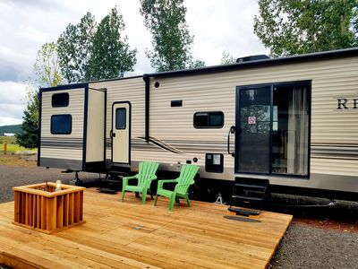 Grand Canyon RV Glamping Suite