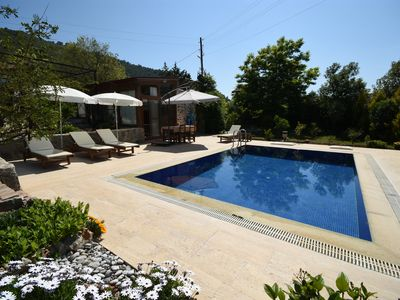 Photo for KAY5200-Private Villa With Secluded Pool For 4 People