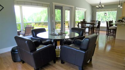 Photo for Walking Distance to the Beach, Panoramic Lake Views, Buoy