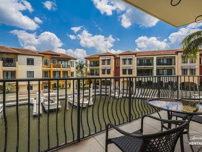 Photo for Live in Luxury at the Naples Bay Resort!
