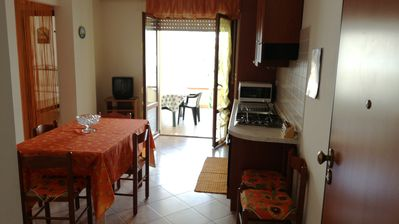 Photo for Apartment with two bathrooms , two bedrooms, kitchen , terrace and balcony