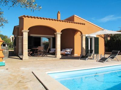 Photo for 2 bedroom Villa, sleeps 4 in s'Estanyol de Migjorn with Pool and WiFi