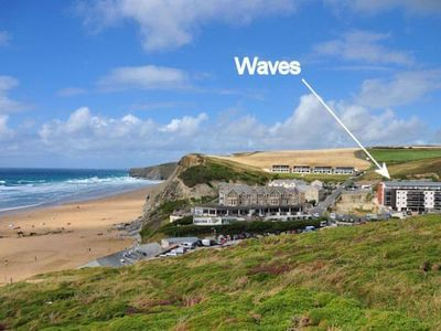 Photo for 1 bedroom accommodation in Watergate Bay