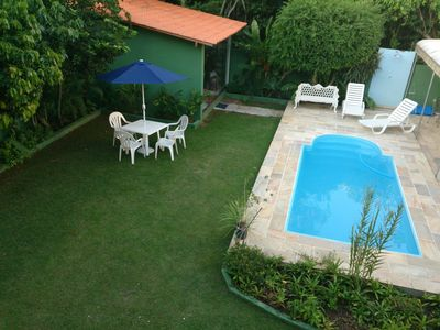 Photo for House On Itaipu Beach. Season, Weekends and Holidays.