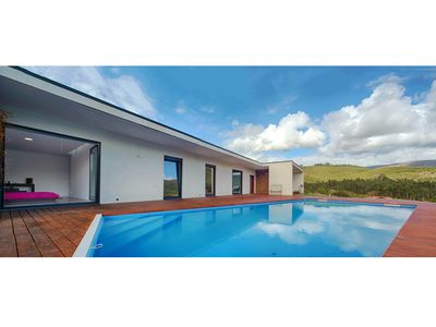 Photo for Private mountain home with pool near the beach and river