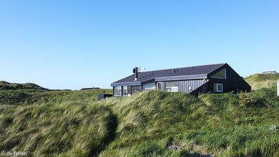 Photo for Well maintained summer house in 1. Row to the beach with fantastic dune view