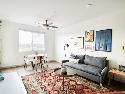 Photo for Sonder | Central Corridor | Sun-Filled 1BR + Pool