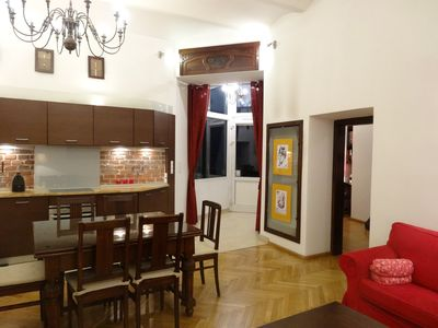 Photo for 3BR Apartment Vacation Rental in Kraków