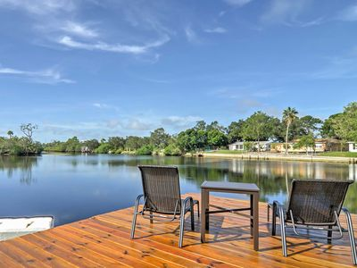 Photo for 3BR Holiday House w/ Direct River Access & Pool!