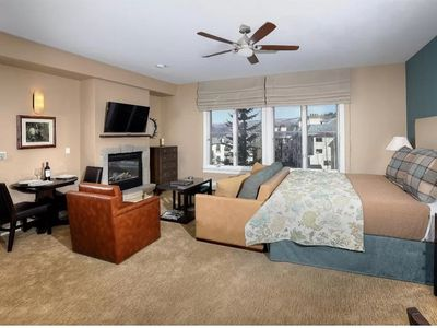 Photo for Lovely Studio Condominium at Hyatt Resdidence Mountain Lodge
