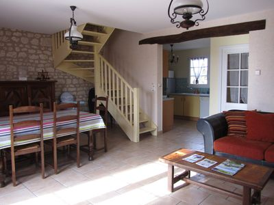 Photo for 3BR House Vacation Rental in Thuré, Nouvelle-Aquitaine