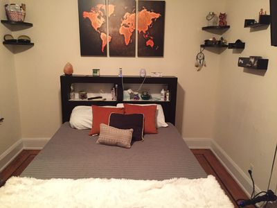 Photo for Two floor apartment with 3 bedrooms, 2 bathrooms near Airport, Train & Manhattan
