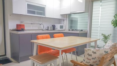 Photo for W.H.H. 6mins Seoul Stn, ☆Opening Discount☆ 2BR Detached house, entire 2nd floor