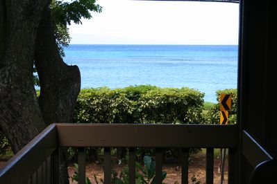 The View of the Pacific from Your Front Door & A Great Vantage Point for Sunsets