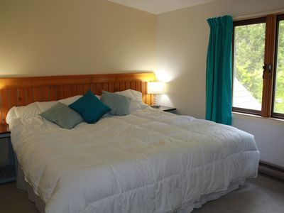 Photo for Tara Shanti Forest View - Aqua Room Queen bed with ensuite