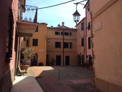 Photo for Montemarcello - in the ancient village, typical house
