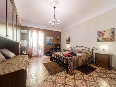 Photo for Casa sul Corso - in the heart of the historic center, on the main street of Trapani