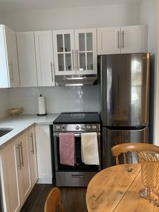 Photo for Cosy warm 2 bed · New Charming Coach House Burlington Core