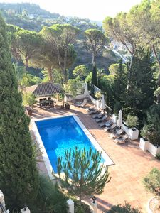 Photo for 10 Bedroom villa , heated pool, great for family's ,weddings, corporate &VIP