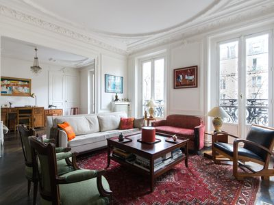 Photo for Rue Castex - Two Bedroom Apartment, Sleeps 4